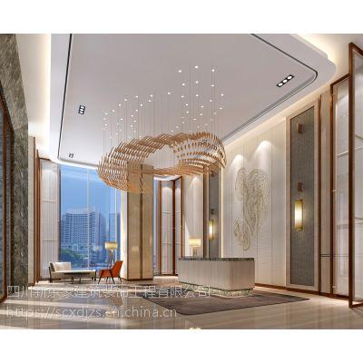 德阳酒店设计|德阳酒店方案设计解读|新东家设计推荐