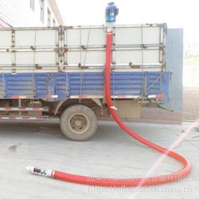 车载吸粮机批发 兴运小麦玉米装车用吸粮机