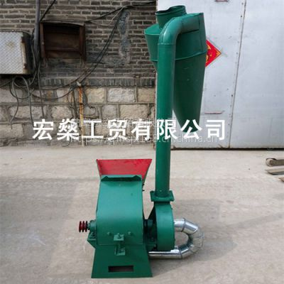 宏燊工贸供应 秸秆饲料粉碎机,地瓜秧粉碎机