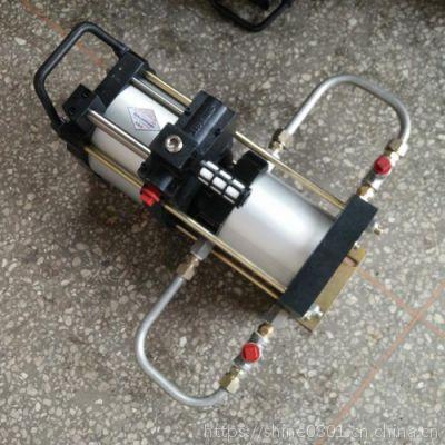 气体加压泵 可提高空气氮气氧气氦气氢气的压力到80MPa