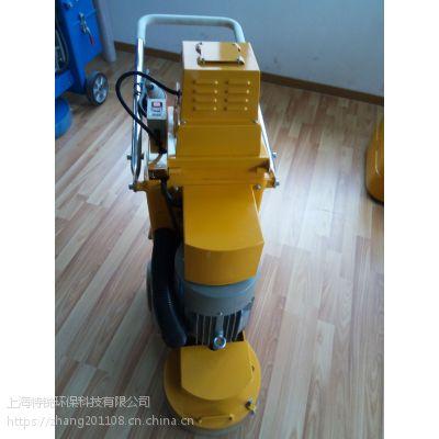淮南混凝土路面铣刨机-自带吸尘器路面打磨机-翻新抛光除锈打磨机