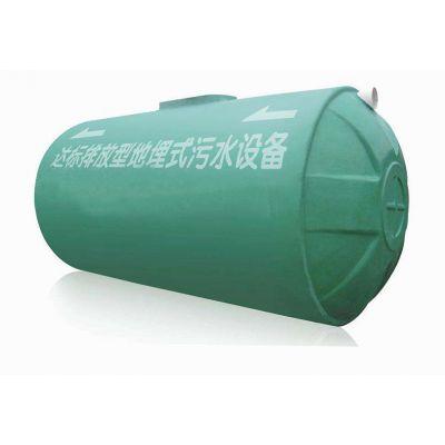 玻璃钢乡村生活污水处理设备热销