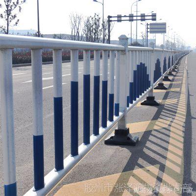 市政道路隔离护栏 公路交通防撞护栏 马路中央隔离护栏 道路护栏