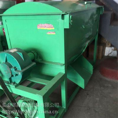1000斤饲料搅拌机价格 猪饲料搅拌机生产厂家