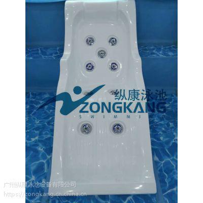 室内恒温泳池-广东无边际游泳池水处理设备-广州纵康