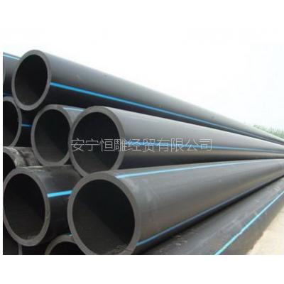 六盘水钢丝骨架复合管 材质HDPE 规格DN160x1.6MPa
