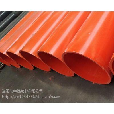 隧道逃生管重量 聚乙烯隧道逃生管每节69公斤