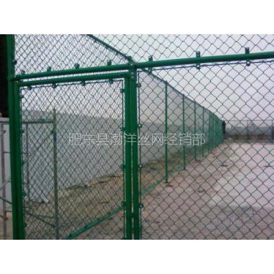 合肥长丰园林围栏 护栏网 养殖围网 球场围栏 小区隔离网 草坪PVC护栏