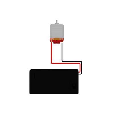 实验玩具-台式电扇