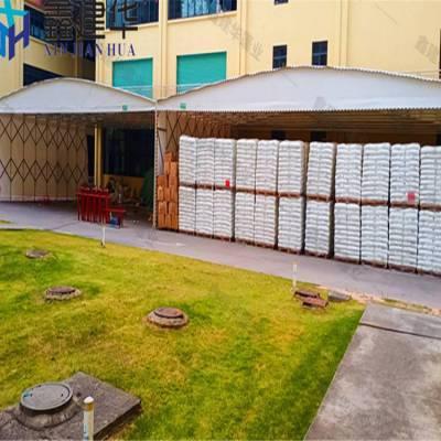 杭州厂家楼顶上安装大型推拉棚 布轨道伸缩雨篷遮阳 富阳提供推拉篷哪家好