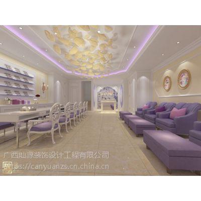 广告第一步——南宁美容院装修橱窗设计重点