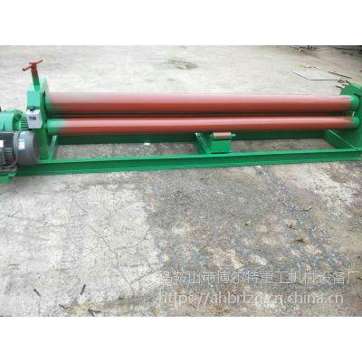 安徽3米三辊卷板机生产厂家 W11-4*3000三辊卷板机