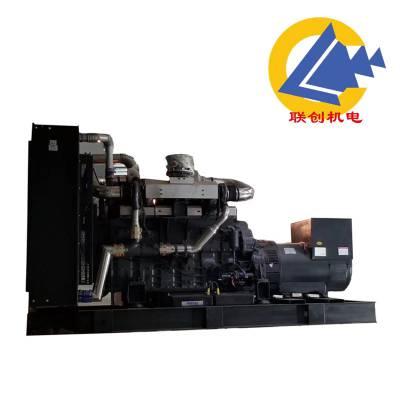 640KW上海凯普柴油发电机组生产厂家 640KW上海凯普发电机组报价KPV780