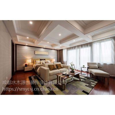 自贡酒店设计,软装设计方案——水木源创设计