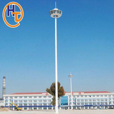 宏天户外照明 18-25米铁制升降式高杆灯 可喷户外氟碳漆或户外塑