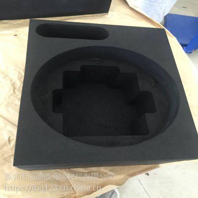 定制EVA泡棉材料包装盒内衬垫礼品盒EVA海绵内托包装泡棉减震内衬