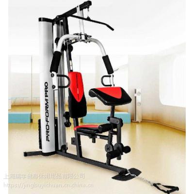 爱康综合训练器单人14922增肌塑形健身必备