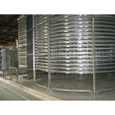 饺子汤圆单螺旋速冻机 速冻设备生产厂家
