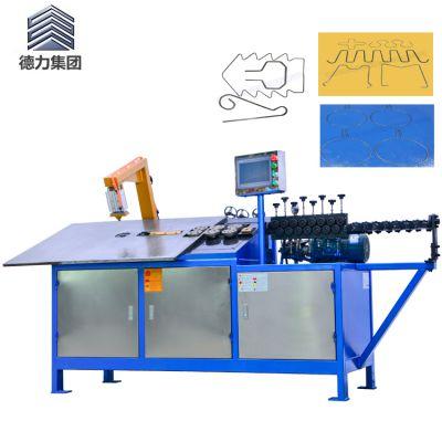 广州德力线材加工折弯机 衣架自动折弯机 质量保证