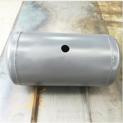 溶气气浮机溶气系统加压溶气罐 卧立式压力溶气罐配件整套碳钢YH