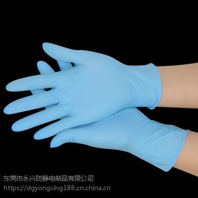东莞防静电pu手套厂家分享使用防静电手套时的注意事项