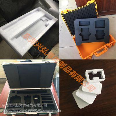 包装海绵内托航空箱内衬包装盒尺寸定制