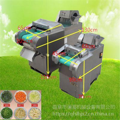 用途广泛切菜机 供应生产切丝 切片设备 不锈钢切菜机