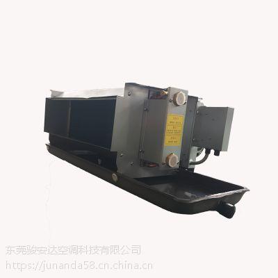 卧式暗装机 10号水循环风管机 大三匹末端盘管直销批发