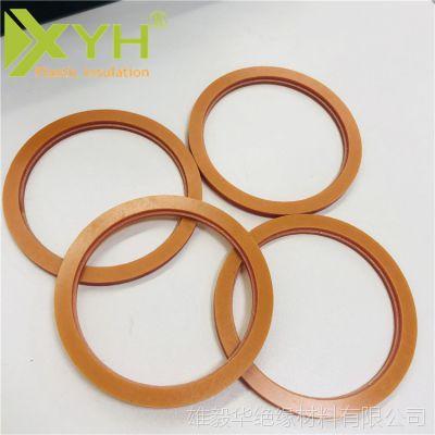 广东绝缘电木 橘色胶板精雕加工 耐磨耐压板材