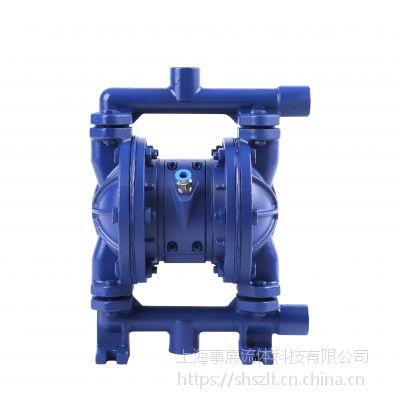QBY型气动隔膜泵 QBY-15铸铁隔膜泵