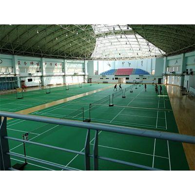 天津羽毛球场施工-羽毛球场-长友科技