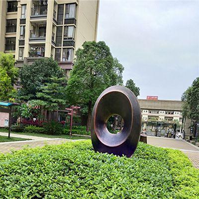 来图定制玻璃钢卡通雕塑户外楼盘公园仿铜抽象雕塑厂家直销现货模型