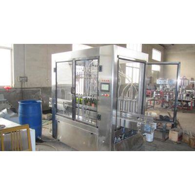 青州鲁泰灌装机生产线-揭阳灌装封口生产线