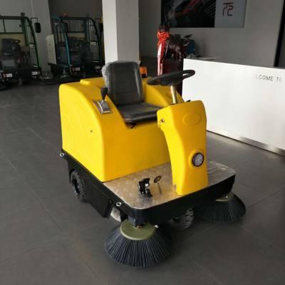 驾驶室式扫地机报价-山东瑞立环保-工厂道路驾驶室式扫地机报价