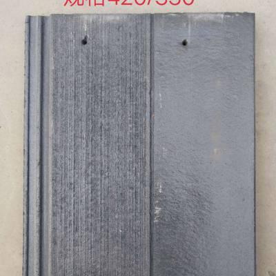 斜角/缺角陶瓷屋面瓦厂家批发:山东斜角瓦、山东缺角瓦