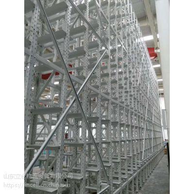 临沂堆垛式货架穿梭车货架生产厂家