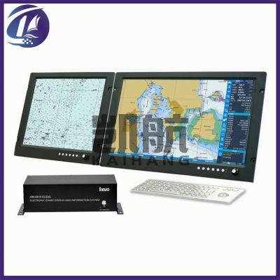新诺HM-5818 船用电子海图机 19/24寸航海海图仪ECDIS