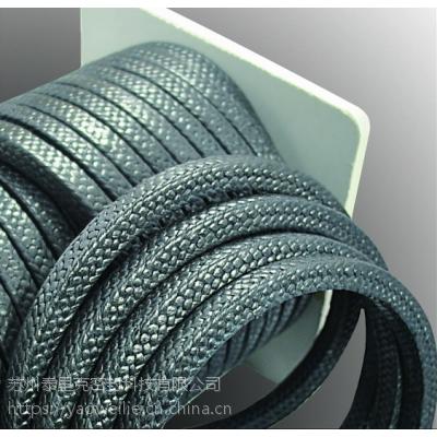 供应供应盘根ERIKS荷兰石墨四氟PTFE芳纶食品级FDA脱脂高水基增强陶瓷纤维水泵耐高压