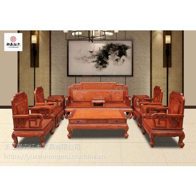 红木家具_非洲酸枝沙发_古典家具