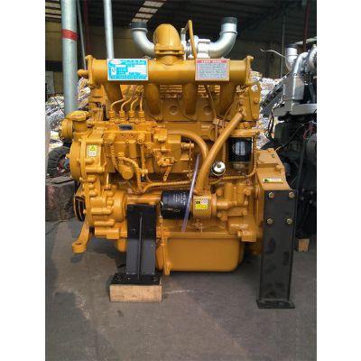宁波R4105ZG四缸柴油机 配潍柴70千瓦压路机装载机专用柴油发动机