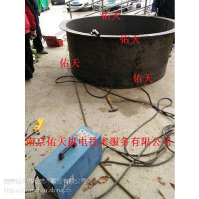 冷却塔集水槽集水筒漏水更换