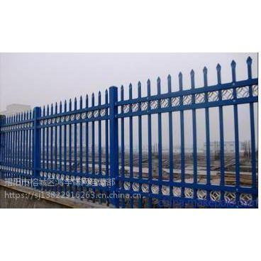 广东省hysw施工安全公路锌钢护栏 防攀爬围墙定制 -287