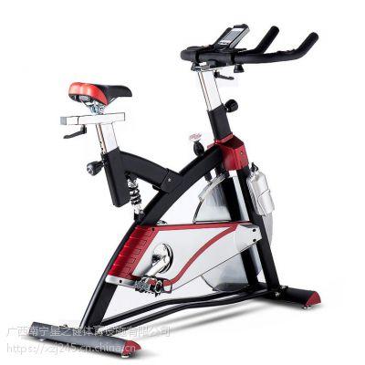 室内锻炼脚踏自行健身车运动健身房器材音乐家用动感单车
