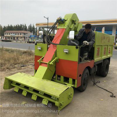 传送连续不卡机清粪车 板位可调节刮粪机 铲式清牛粪清粪车