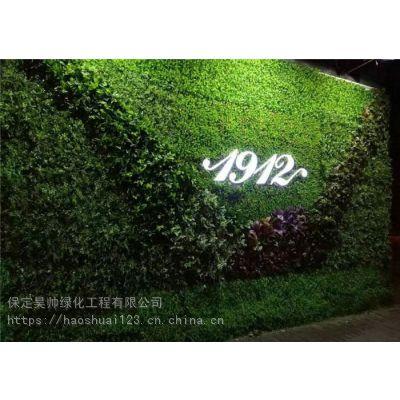 仿真植物草坪墙面装饰门头室内客厅阳台个性背景