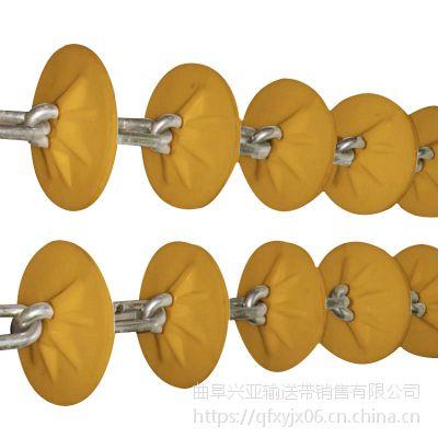 管链盘片多种型号 管链输送机配件