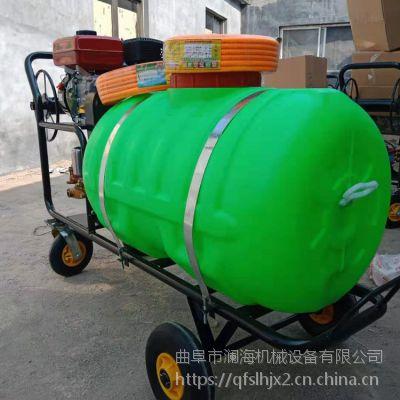 300L汽油喷雾器 园林绿化多功能洒水打药喷药机