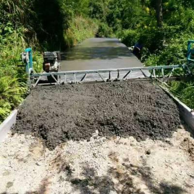 厂家直销框架式振动梁 混凝土地面振动梁 水泥土整平机