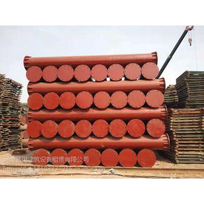 郑州南三环高架桥地铁钢支撑45工字钢贝雷片租赁销售回收