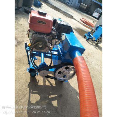 专业订制车载吸粮机制造商环保 粮仓装车设备